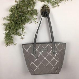 Vera Bradley Poly Molly Zippered Tote Bag 🌿